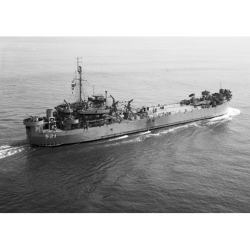 USS Cape May LST-521