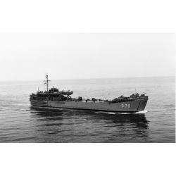 USS Chase County LST-529