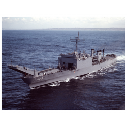 USS Barbour County LST-1195
